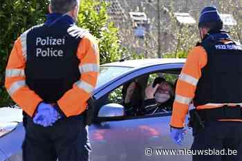 Bestuurder weigert politiecontrole en slaat op de vlucht