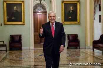 Senate passes $2.2T coronavirus aid plan, House votes Friday