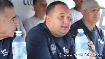 El nuevo cuerpo técnico de Cobán Imperial - Guatefutbol.com