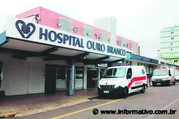 Hospital Ouro Branco amplia o número de respiradores - Infomativo