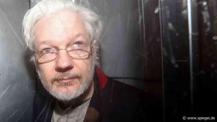 Coronavirus-Risiko im Gefängnis: Assange scheitert vor Gericht mit Antrag auf Freilassung - DER SPIEGEL
