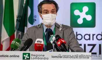 notizie da Sondrio e provincia » Coronavirus. Fontana: 2500 nuovi positivi, sono preoccupato - Valtellina News