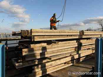 Cost rises, completion delayed for Lakeview Park Marina's new floating docks