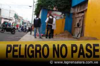 Lo asesinan cuando caminaba hacia el trabajo en Cabudare - La Prensa de Lara