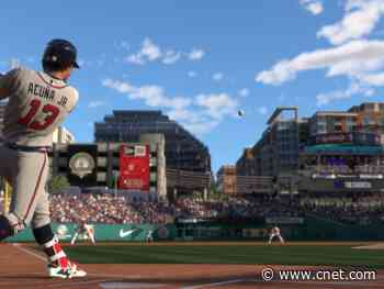MLB The Show 20 helps me survive Opening Day without real baseball     - CNET