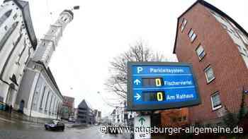 Stadt Ulm senkt Preis für Tagesticket in Parkhäusern - Augsburger Allgemeine