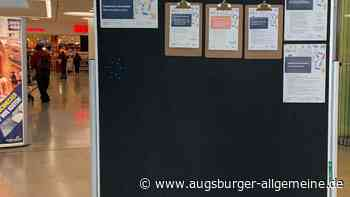 Zahl der Hilfsangebote wächst - Augsburger Allgemeine