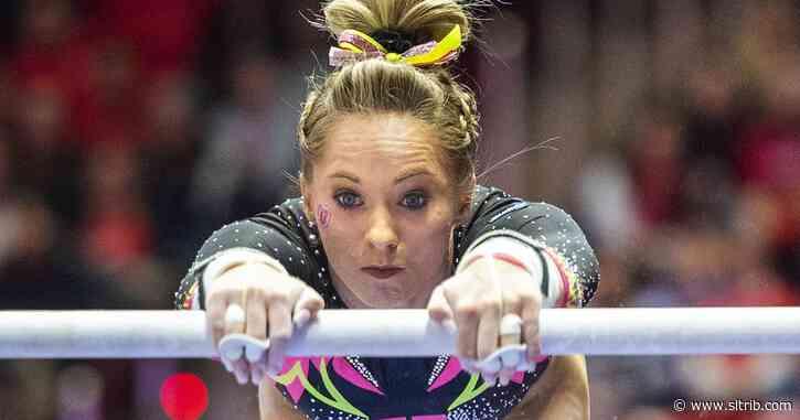 Mykayla Skinner's future with Utah gymnastics is murky following Olympics postponement, but she still wants to return