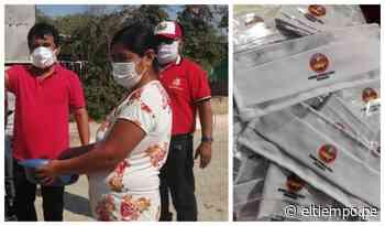 Sechura: presidente comunal desmiente compra de mascarillas - Diario El Tiempo - Piura