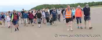 Walk the Bay plea for Rosemere   Cumbria Crack - Cumbria Crack