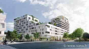 Vizea - 325 logements- Lots D2 et D3 - Site des Mathurins à Bagneux (92) - Vizea