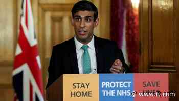 Rishi Sunak unveils rescue package for self-employed workers
