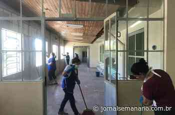 Garibaldi prepara ala para isolamento de pacientes com coronavírus - jornalsemanario.com.br