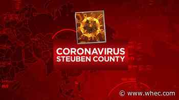 Steuben County reports 2 new cases of COVID-19, bringing total to 13