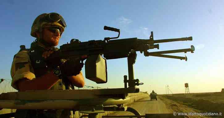 Coronavirus, stop agli addestramenti e rimpatrio di 200 militari di stanza in Iraq