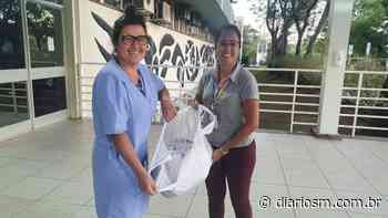 Coronavírus: grupo distribui máscaras a serviços de saúde de Santa Maria - Diário de Santa Maria