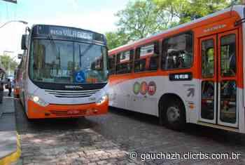 Transporte coletivo de Santa Maria tem horários reduzidos e utilização restrita - GauchaZH