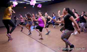 Professores de Santa Maria realizam aulas de dança online durante a quarentena - Diário de Santa Maria