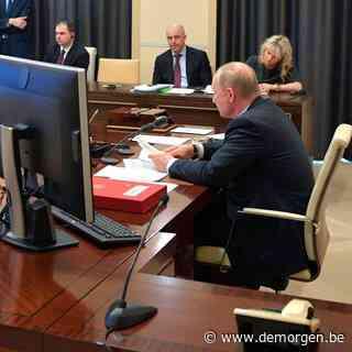 Het coronavirus was 'onder controle', zei Poetin vorige week nog. Maar Rusland bleek allerminst immuun