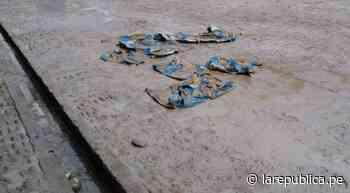 Sancionarán a artesanos por echar cemento en plaza de Pisac en Cusco - LaRepública.pe
