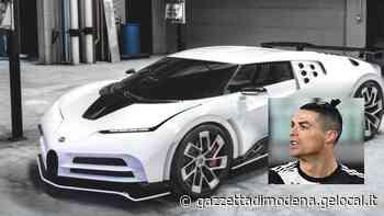 Campogalliano. Bugatti Centodieci, 8 milioni per entrare nel garage di CR7 - La Gazzetta di Modena