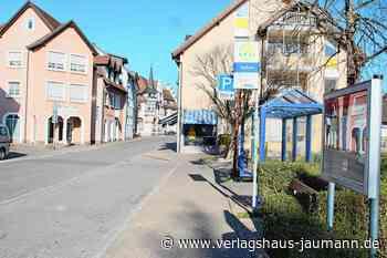 Steinen: Leere Straßen, geschlossene Läden - Steinen - www.verlagshaus-jaumann.de