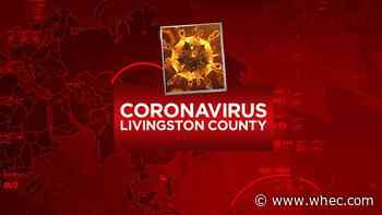 Livingston County reports 2 new COVID-19 cases, patients were in Geneseo earlier this month