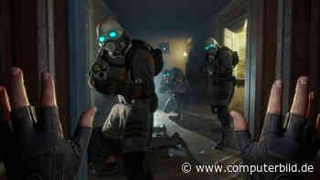 Half-Life – Alyx: Spielekracher mit Maus und Tastatur zocken? - COMPUTER BILD