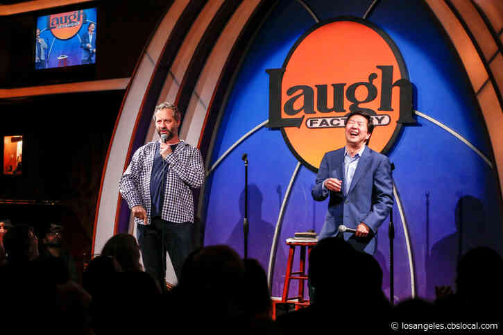 Coronavirus: Laugh Factory In Hollywood Livestreaming Standup Comedy Sets