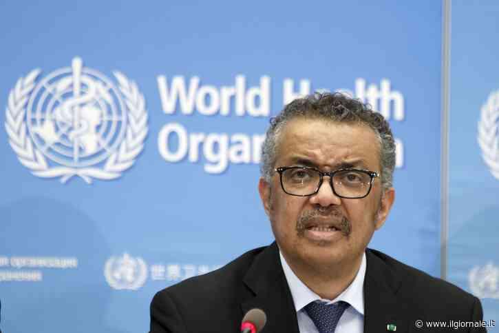 """L'allarme dell'Oms al G20: """"Il coronavirus può farci a pezzi"""""""