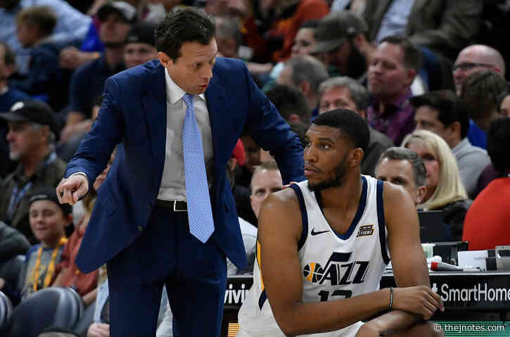 Utah Jazz: Tony Bradley would have been playoff X-Factor