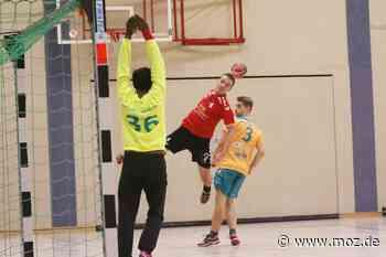Handball-Verbandsliga: Die Männer des MBSV Belzig schrammten in Dahlewitz knapp an der Sensation vorbei - Märkische Onlinezeitung