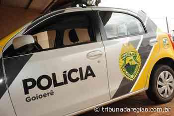 Lanchonete assaltada no Jardim Curitiba - Arial