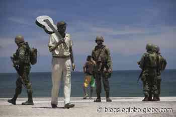 Forças Armadas adiam seleção de recrutas - Jornal O Globo