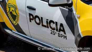 Tráfico Homem é preso com 28 pedras de crack no jardim Alvorada, em Umuarama 26/03 - ® Portal da Cidade   Umuarama