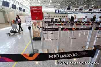 Coronavírus: Galeão tem redução de 93% dos voos internacionais - Jornal O Globo