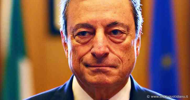 """Coronavirus, l'intervento integrale di Draghi sul Ft: """"Quella contro il Covid-19 è una guerra e dobbiamo muoverci di conseguenza"""""""
