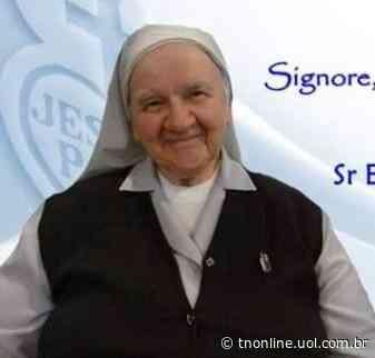 Religiosa que atuou em Jandaia do Sul morre por coronavírus na Itália - TNOnline - TNOnline