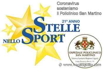 Coronavirus: lo Sport ligure in campo per il Policlinico San Martino - La Voce del Tigullio