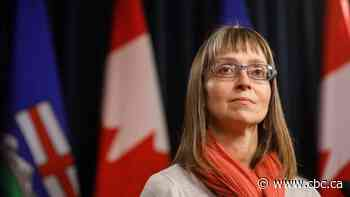 Albertans await latest COVID-19 update from chief medical officer of health
