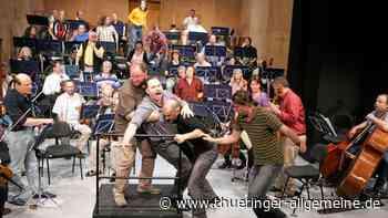 Theater Rudolstadt: Inszenierungen im Internet - Thüringer Allgemeine