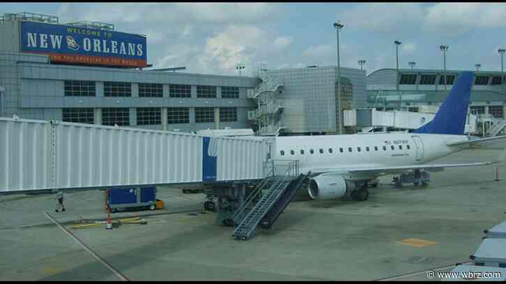 Texas governor issues order for individuals flying in from New Orleans