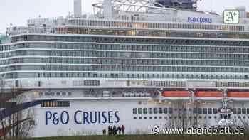 Covid-19: Trotz Corona: Riesiges Kreuzfahrtschiffwird fertiggebaut