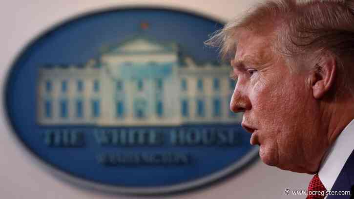 Trump says feds developing new guidelines for coronavirus risk