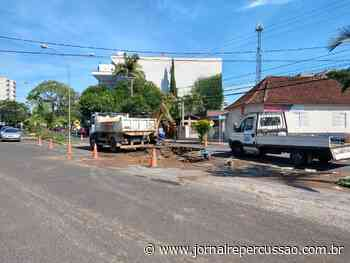 Área central de Sapiranga sem abastecimento de água da Corsan - Jornal Repercussão