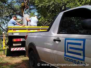 Corsan diz que abastecimento voltará ao normal, em Sapiranga, ainda esta noite - Jornal Repercussão