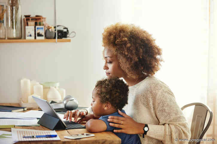 6 tips for work-at-home parents who want to be productive