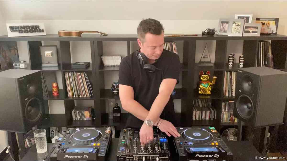 Sander van Doorn | Live from home | 18-03-2020