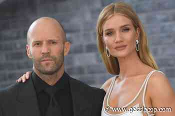 Rosie Huntington-Whiteley Fed Up With Jason Statham's Partying? - Gossip Cop