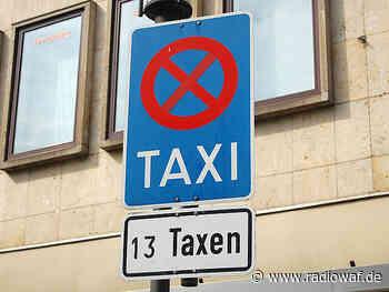 Corona: Taxifahrer im Kreis Warendorf stehen vor Problemen - Radio WAF